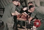 Image of wounded United States soldier Vietnam, 1969, second 50 stock footage video 65675022608