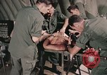 Image of wounded United States soldier Vietnam, 1969, second 51 stock footage video 65675022608