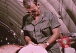 Image of wounded United States soldier Vietnam, 1969, second 41 stock footage video 65675022609