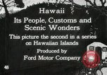 Image of Parade in Hawaii Hawaii USA, 1916, second 2 stock footage video 65675022619