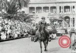 Image of Parade in Hawaii Hawaii USA, 1916, second 4 stock footage video 65675022619