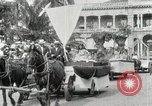 Image of Parade in Hawaii Hawaii USA, 1916, second 11 stock footage video 65675022619