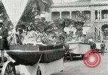 Image of Parade in Hawaii Hawaii USA, 1916, second 15 stock footage video 65675022619
