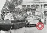 Image of Parade in Hawaii Hawaii USA, 1916, second 16 stock footage video 65675022619