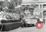 Image of Parade in Hawaii Hawaii USA, 1916, second 17 stock footage video 65675022619