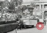 Image of Parade in Hawaii Hawaii USA, 1916, second 18 stock footage video 65675022619