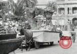 Image of Parade in Hawaii Hawaii USA, 1916, second 19 stock footage video 65675022619