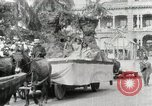 Image of Parade in Hawaii Hawaii USA, 1916, second 20 stock footage video 65675022619