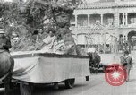 Image of Parade in Hawaii Hawaii USA, 1916, second 22 stock footage video 65675022619