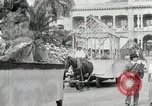Image of Parade in Hawaii Hawaii USA, 1916, second 26 stock footage video 65675022619