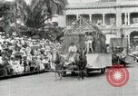 Image of Parade in Hawaii Hawaii USA, 1916, second 27 stock footage video 65675022619