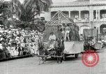 Image of Parade in Hawaii Hawaii USA, 1916, second 28 stock footage video 65675022619