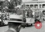 Image of Parade in Hawaii Hawaii USA, 1916, second 29 stock footage video 65675022619