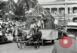 Image of Parade in Hawaii Hawaii USA, 1916, second 30 stock footage video 65675022619