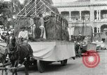 Image of Parade in Hawaii Hawaii USA, 1916, second 33 stock footage video 65675022619