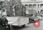 Image of Parade in Hawaii Hawaii USA, 1916, second 34 stock footage video 65675022619