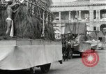 Image of Parade in Hawaii Hawaii USA, 1916, second 36 stock footage video 65675022619
