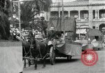 Image of Parade in Hawaii Hawaii USA, 1916, second 40 stock footage video 65675022619