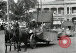Image of Parade in Hawaii Hawaii USA, 1916, second 41 stock footage video 65675022619