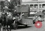 Image of Parade in Hawaii Hawaii USA, 1916, second 42 stock footage video 65675022619
