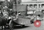 Image of Parade in Hawaii Hawaii USA, 1916, second 43 stock footage video 65675022619
