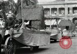 Image of Parade in Hawaii Hawaii USA, 1916, second 44 stock footage video 65675022619
