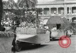 Image of Parade in Hawaii Hawaii USA, 1916, second 50 stock footage video 65675022619