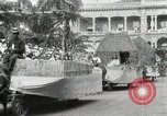 Image of Parade in Hawaii Hawaii USA, 1916, second 51 stock footage video 65675022619