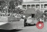 Image of Parade in Hawaii Hawaii USA, 1916, second 53 stock footage video 65675022619