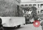 Image of Parade in Hawaii Hawaii USA, 1916, second 55 stock footage video 65675022619