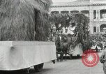 Image of Parade in Hawaii Hawaii USA, 1916, second 56 stock footage video 65675022619