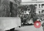 Image of Parade in Hawaii Hawaii USA, 1916, second 57 stock footage video 65675022619