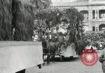 Image of Parade in Hawaii Hawaii USA, 1916, second 58 stock footage video 65675022619