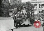 Image of Parade in Hawaii Hawaii USA, 1916, second 59 stock footage video 65675022619