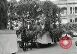 Image of Parade in Hawaii Hawaii USA, 1916, second 60 stock footage video 65675022619