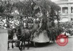 Image of Parade in Hawaii Hawaii USA, 1916, second 61 stock footage video 65675022619