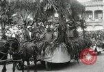Image of Parade in Hawaii Hawaii USA, 1916, second 62 stock footage video 65675022619