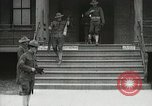 Image of Roll call at American Army training barracks United States USA, 1916, second 15 stock footage video 65675022627