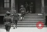 Image of Roll call at American Army training barracks United States USA, 1916, second 17 stock footage video 65675022627
