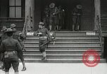 Image of Roll call at American Army training barracks United States USA, 1916, second 18 stock footage video 65675022627