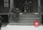 Image of Roll call at American Army training barracks United States USA, 1916, second 20 stock footage video 65675022627