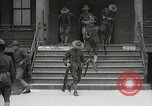 Image of Roll call at American Army training barracks United States USA, 1916, second 21 stock footage video 65675022627