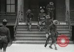 Image of Roll call at American Army training barracks United States USA, 1916, second 22 stock footage video 65675022627