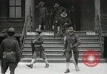 Image of Roll call at American Army training barracks United States USA, 1916, second 24 stock footage video 65675022627