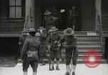 Image of Roll call at American Army training barracks United States USA, 1916, second 27 stock footage video 65675022627