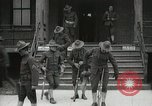 Image of Roll call at American Army training barracks United States USA, 1916, second 28 stock footage video 65675022627