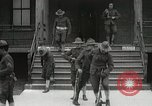 Image of Roll call at American Army training barracks United States USA, 1916, second 29 stock footage video 65675022627