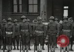 Image of Roll call at American Army training barracks United States USA, 1916, second 35 stock footage video 65675022627