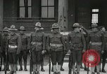 Image of Roll call at American Army training barracks United States USA, 1916, second 36 stock footage video 65675022627