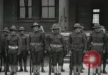 Image of Roll call at American Army training barracks United States USA, 1916, second 37 stock footage video 65675022627